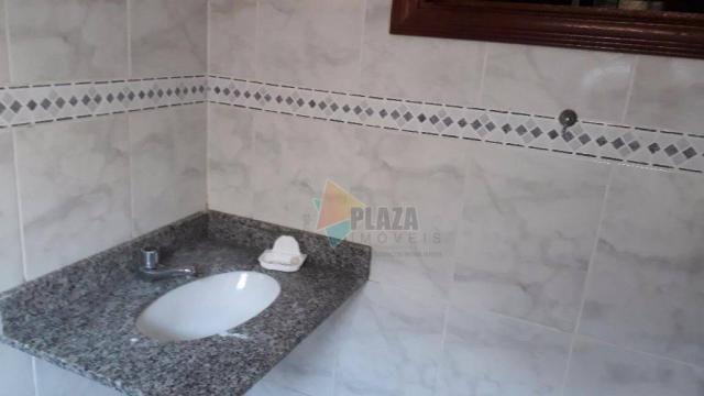 Casa com 3 dormitórios para alugar, 90 m² por r$ 2.000/mês - canto do forte - praia grande - Foto 17
