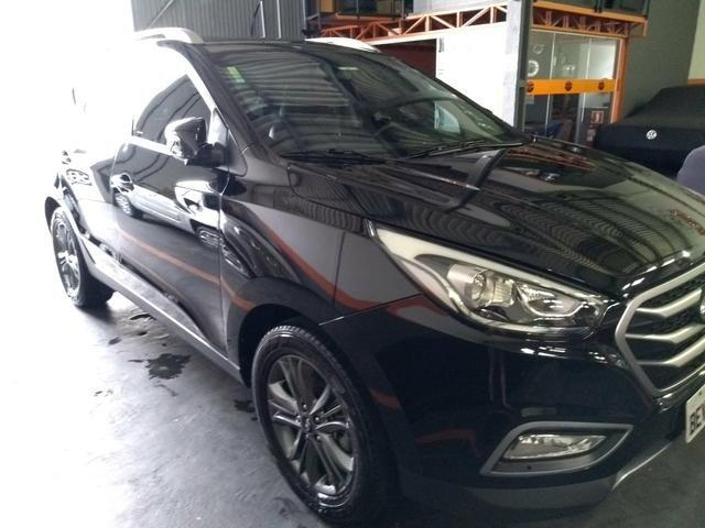 Hyundai IX 35 Gl 2.0 16v 2WD Flex Aut. 2018 - Foto 13
