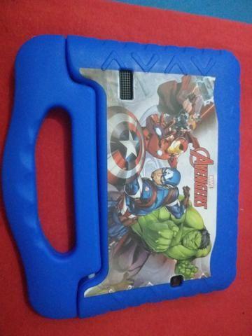 Tablet com capa original - Foto 2
