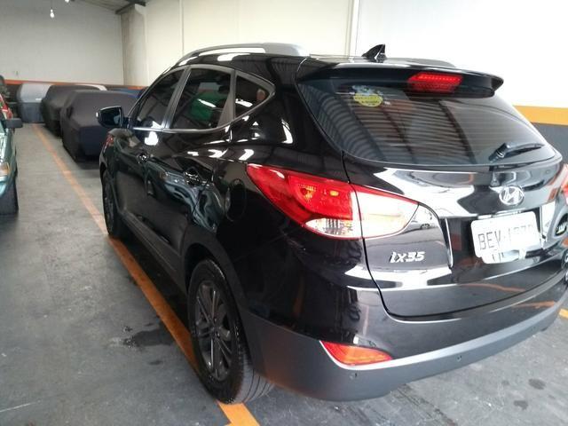 Hyundai IX 35 Gl 2.0 16v 2WD Flex Aut. 2018 - Foto 4