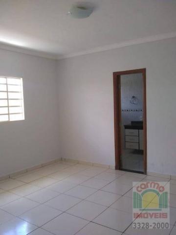 Casa com 3 dormitórios para alugar, 132 m² por R$ 1.600,00/mês - Parque Brasília 2ª Etapa  - Foto 4