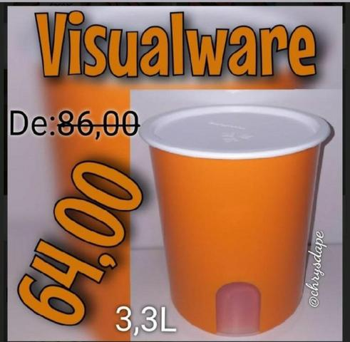 Tupperware visualware 3,3l