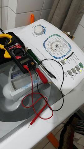 Consertos de maquinas de lavar roupas,atendimento em domicílio - Foto 3