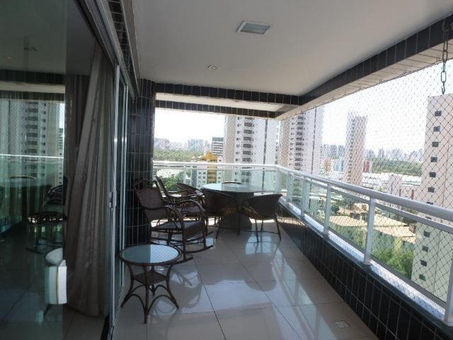 Apartamento de Alto Padrão No Guararapes, 314m² e 100% Nascente! - Foto 10