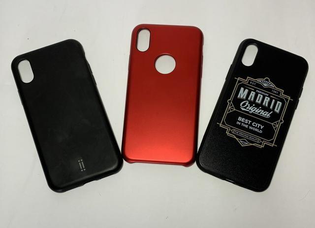 Capinha celular Iphone XS