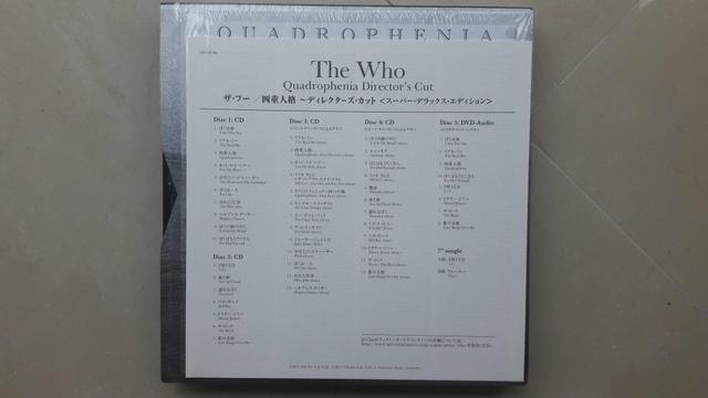 The Who  -  7 Títulos  -  incluindo My Generation  Box , For Collector's Only - Foto 3