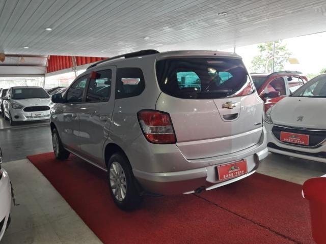 SPIN 2013/2014 1.8 LT 8V FLEX 4P AUTOMÁTICO - Foto 5