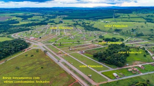 Lote pronto p/construir parcelas à partir de R$299,00 mensais Goianira/Trindade - Foto 4