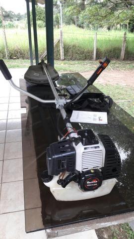 Roçadeira a gasolina - Foto 4