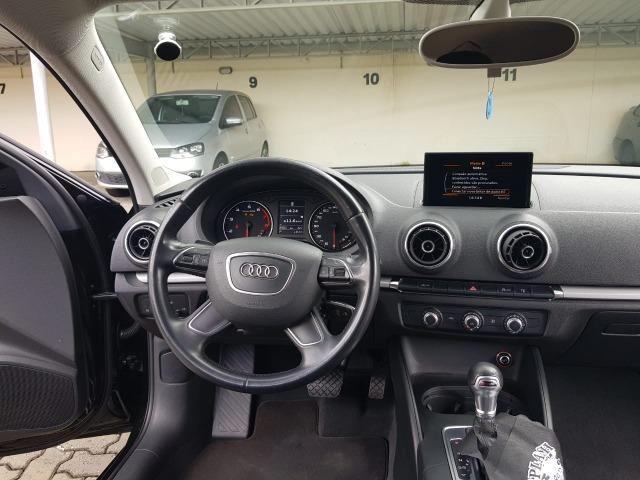 Audi a3 sedan 2015 aceito troca - Foto 4