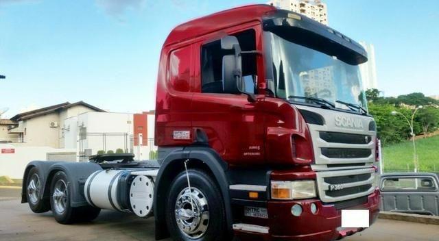 Scania P360 6x2 2013/2013