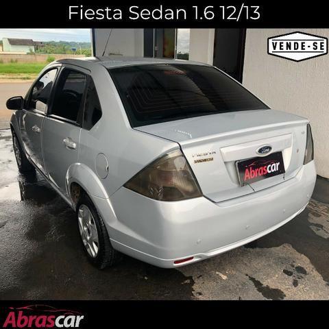 Fiesta Sedan 1.6 Completo - 12/13 - Foto 4