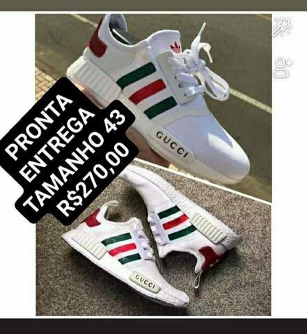 Adidas Gucci.tamanho 43