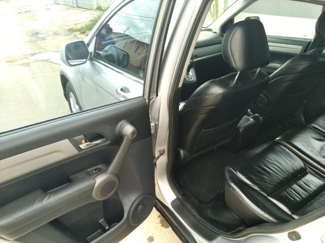 Honda CRV exl 2.0 4x4 impecável !! Mais top da categoria. Couro + teto solar - Foto 3