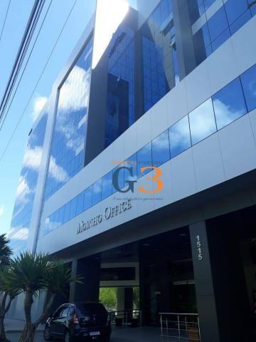 Sala para alugar, 48 m² por r$ 1.800,00/mês - três vendas - pelotas/rs - Foto 3