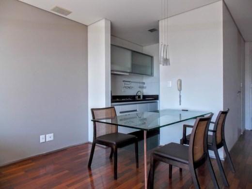 Apartamento à venda com 1 dormitórios em Belvedere, Belo horizonte cod:18801 - Foto 8