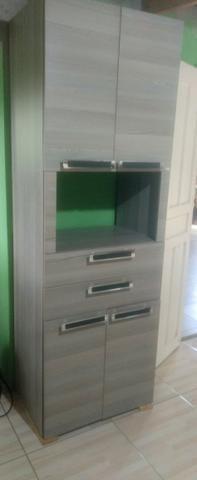 Vendo armários de cozinha 100% MDF usados - Foto 2