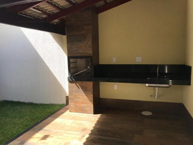 Casa à venda com 3 dormitórios em Jardim fonte nova, Goiânia cod:266 - Foto 16