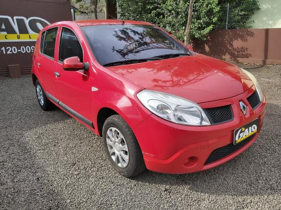 SANDERO 2010/2011 1.0 EXPRESSION 16V FLEX 4P MANUAL