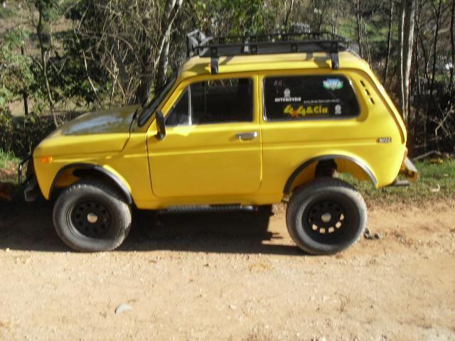 Vendo Jeep niva