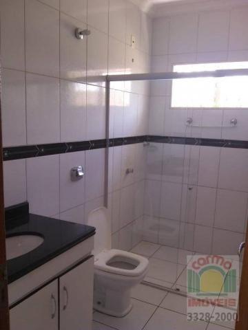 Casa com 3 dormitórios para alugar, 132 m² por R$ 1.600,00/mês - Parque Brasília 2ª Etapa  - Foto 8