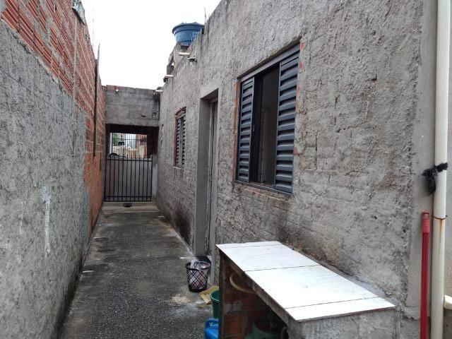 Casa c/ estrutura pra sobrado. Terreno de 6,5 x 25 m. Ótimo local no São Bento - Foto 8