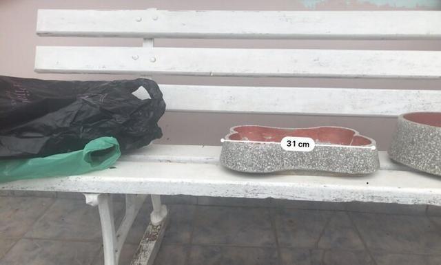 Pote de água e comida para cachorro - Foto 2