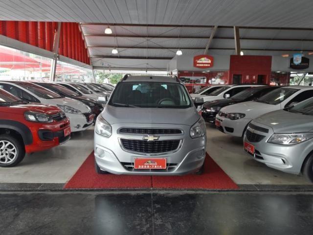 SPIN 2013/2014 1.8 LT 8V FLEX 4P AUTOMÁTICO - Foto 3