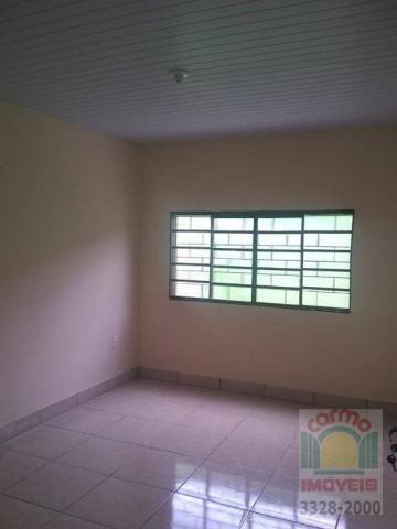 Casa com 3 dormitórios para alugar, 150 m² por R$ 950/mês - Jardim dos Ipês - Anápolis/GO - Foto 9