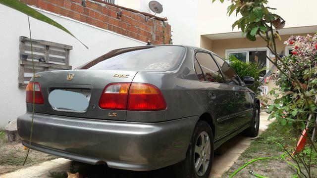 Honda Civic R$9.500