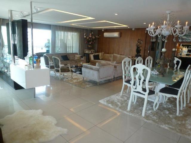 Apartamento de Alto Padrão No Guararapes, 314m² e 100% Nascente! - Foto 9