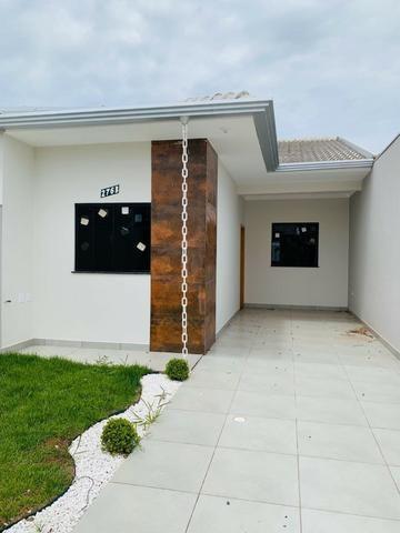 Casa de 03 Quartos Com Churrasqueira em Sarandi - Jd. Ouro Verde III - Foto 3