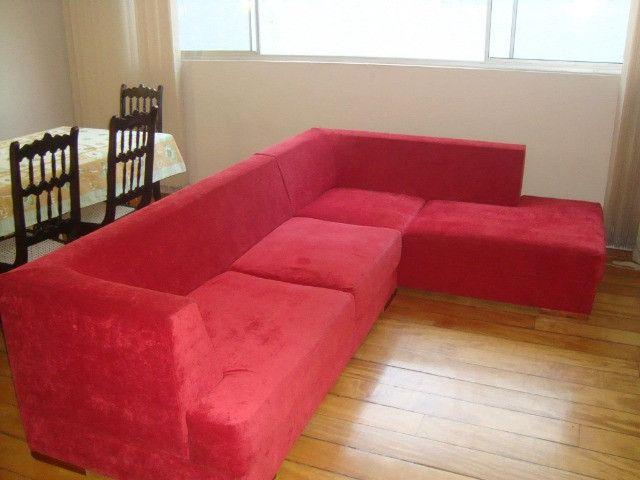 Excelente apartamento mobiliado em Boa Viagem com 03 quartos - Foto 2