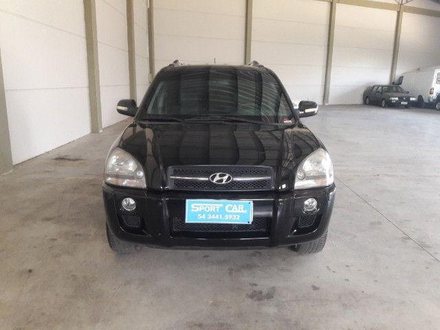 Hyundai tucson gls 2.7 v6 4x4 ano 2007 -automatica - valor: 29.999,99 - Foto 15