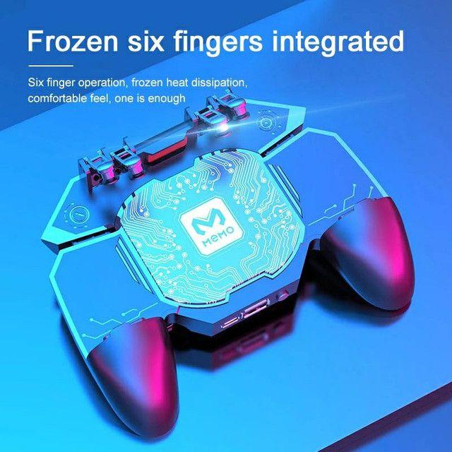 Gamepad 4 gatilhos refrigerado - Foto 5