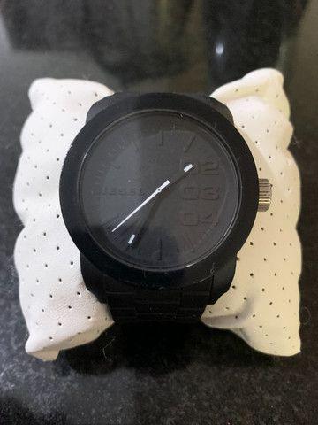 Relógio Diesel Masculino Preto - Original