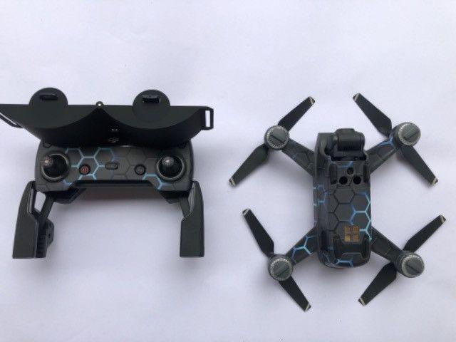 Vendo Drone Dji Spark Combo more Fly - Foto 5