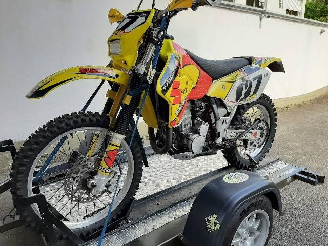 DR-Z400 2012