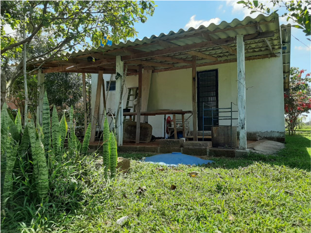 Velleda oferece sítio 1100 m², casa nova alvenaria, 1 km da RS-040 - Foto 6