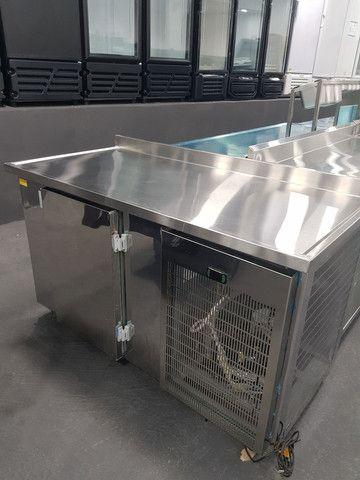 Balcão refrigerado 1500 Refrimate - Gizelle