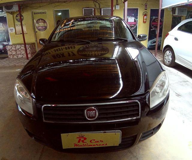 Siena 1.0 2011 Completo Com GNV ent 48x 400