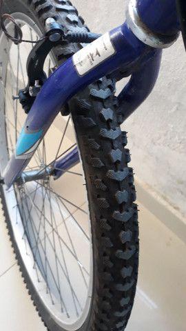 Vendo uma ótima bike - Foto 4