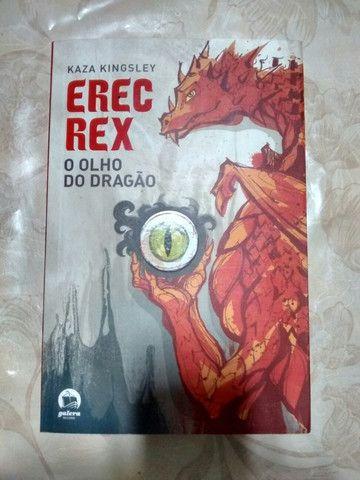 Erec Rex. O Olho do Dragão - Kaza Kingsley