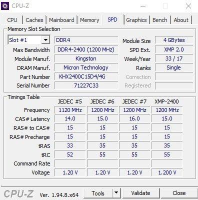 Memória HyperX Fury, 8GB (2x4GB), 2400MHz, DDR4 - Foto 4