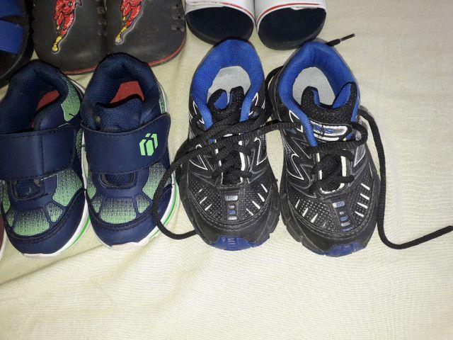 Lotes de calçados masculino bem conservado  - Foto 3