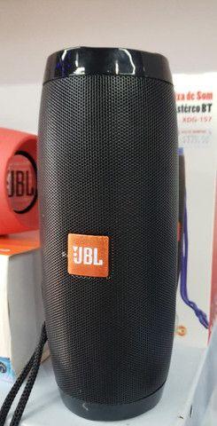 R$179,90 - Caixa De Som Bluetooth JBL 2 Linha Charge Led Neon Usb Mp3 - Foto 4