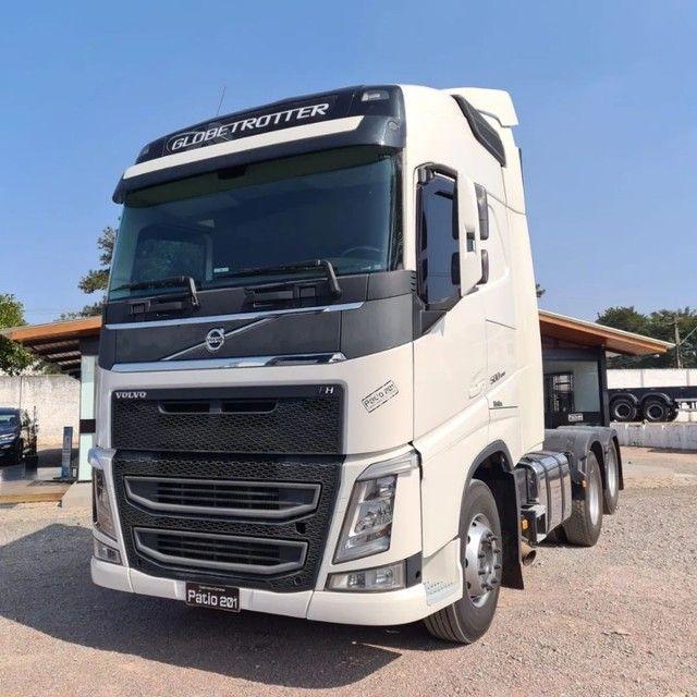 Volvo FH 500.  2019