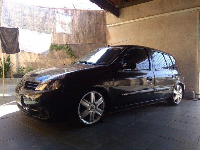 Vendo ou troco Renault Clio Legalizado - Foto 5