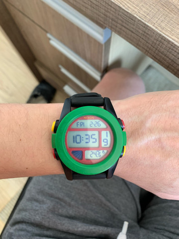 Relógio Nixon Unit