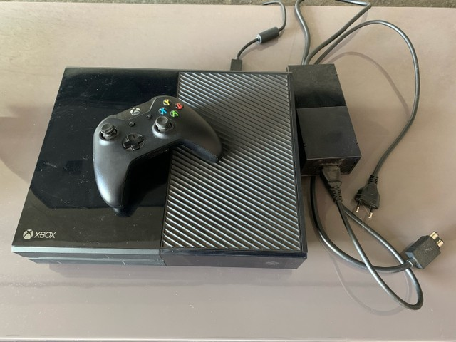 Xbox One Fat + Mortal Kombat X
